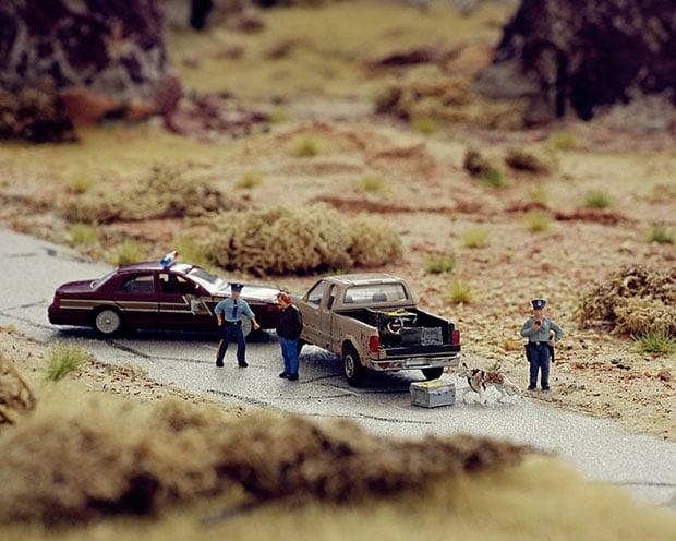 1 87 scale dioramas car interior design. Black Bedroom Furniture Sets. Home Design Ideas