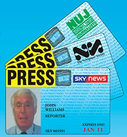 UK Press Card Authority Disputes Citizen Journalists Press Credentials thumb