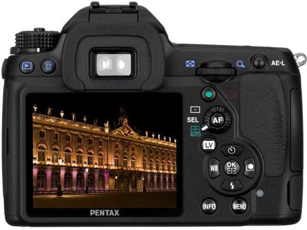 Pentax Announces the K-5 DSLR