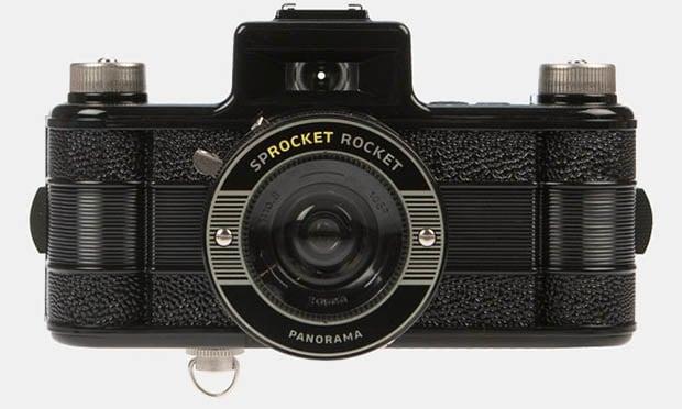 Sprocket Rocket Camera : Sprocket rocket helps you include those sprockets in your shots