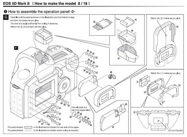 Canon 5d Parts Diagram Canon 5d Parts Catalog Wire Diagrams
