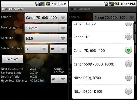 DOF Calculator Helps You Take Sharp Landscape Photos