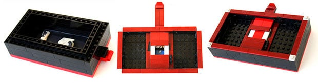 Simple Pinhole Camera Created with Ordinary LEGO Pieces