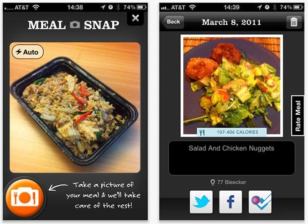 IPhone считывает калорийность блюда по фото! Новости в блоге Lion Arts Раменское!
