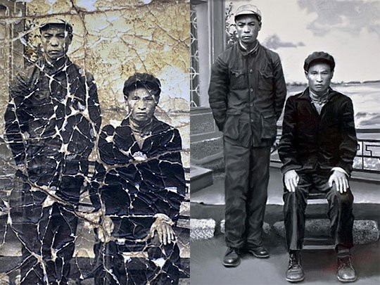 76-year-old Photoshop Master in China Restores Old Photos for Free: petapixel.com/2011/04/26/76-year-old-photoshop-master-in-china...