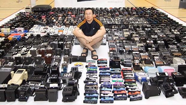 Самая большая частная коллекция фотоаппаратов в блоге Lion Arts Раменское!