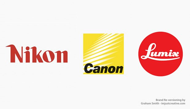 Camera Brands with Split Personalities