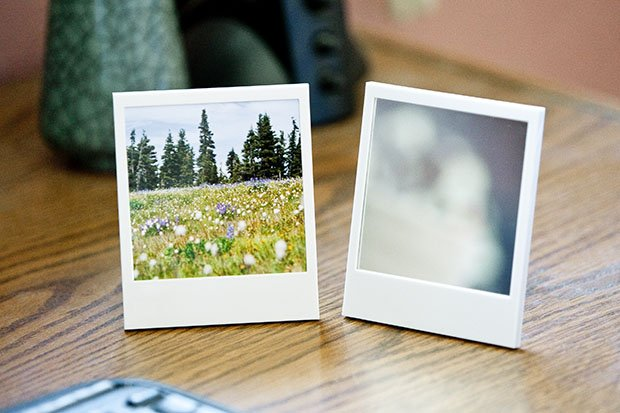 Introducing The Polaroid Picture Frame And Mirror