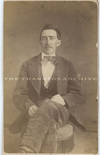 Civil war era photo listed on ebay as proof that nicolas cage is a civil war era photo listed on ebay as proof that nicolas cage is a vampire thecheapjerseys Choice Image