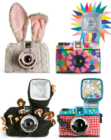 10 Clever Creative Shared Bedrooms Part 2: Colorful And Clever Camera Decorations