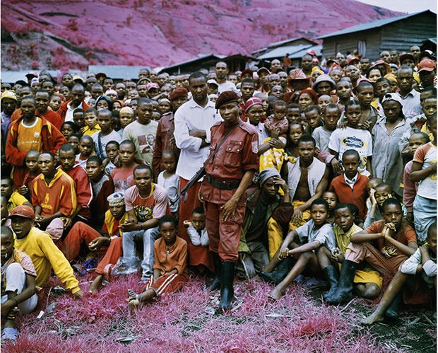 The Enclave: A Powerful Documentary on The Congo Shot Entirely on Infrared Film congo4 mini