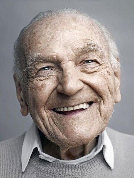 elderly man portrait -#main