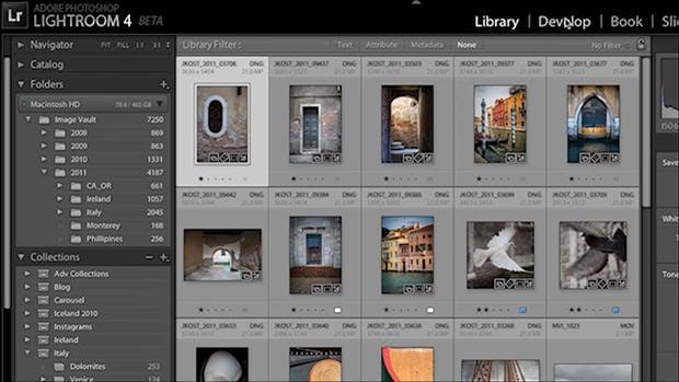 adobe lightroom 4 enters public beta download it for free