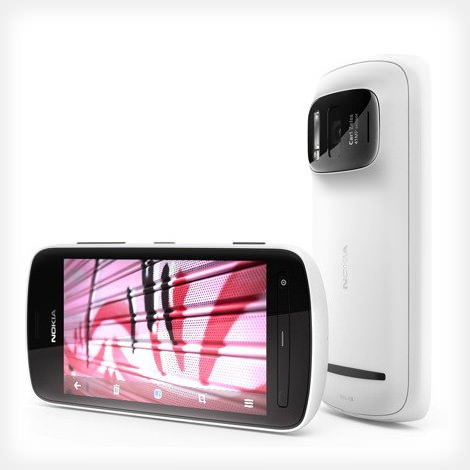 Nokia Unleashes a Game-Changing 41-Megapixel \