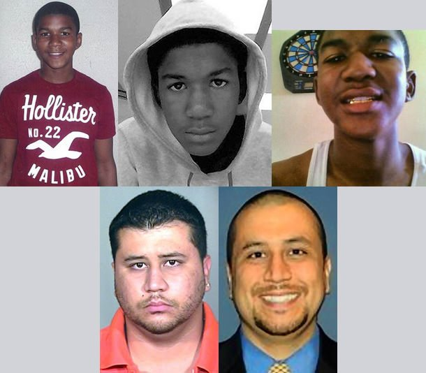 The Shooting of Trayvon Martin and the Medias Use of Photographs bias mini