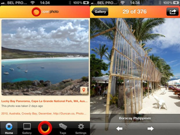 OpenPhoto Brings Open Source Photo Sharing to the Mobile World OpenPhoto mini