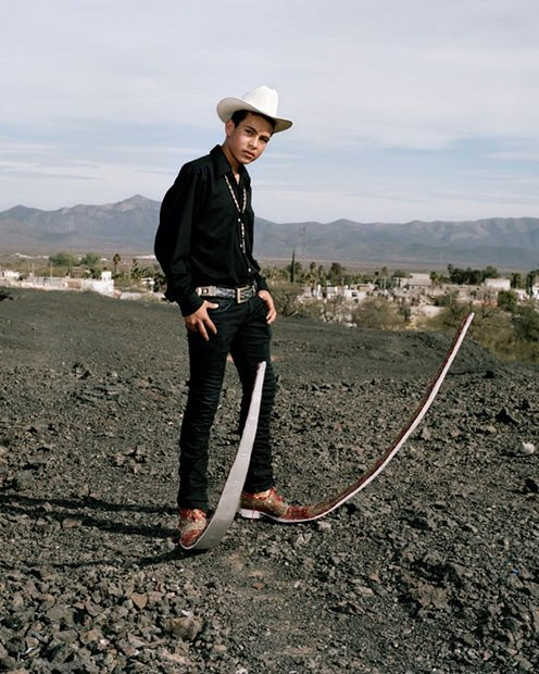 Portraits of Mexican Pointy Boot Wearers South of the Border