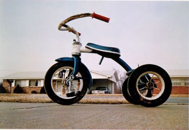 A set of Eggleston prints sold for $5.9 million at auction in 2012