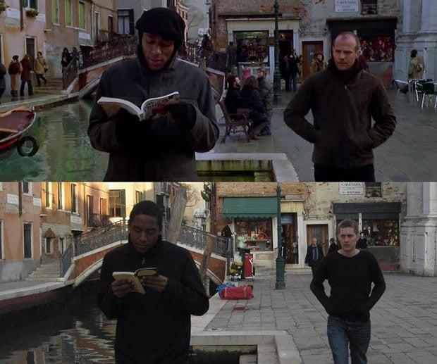 italian job scenes scene movies mimic def recreating mos reenactments italy actor fuqua allen shot venezia mini petapixel