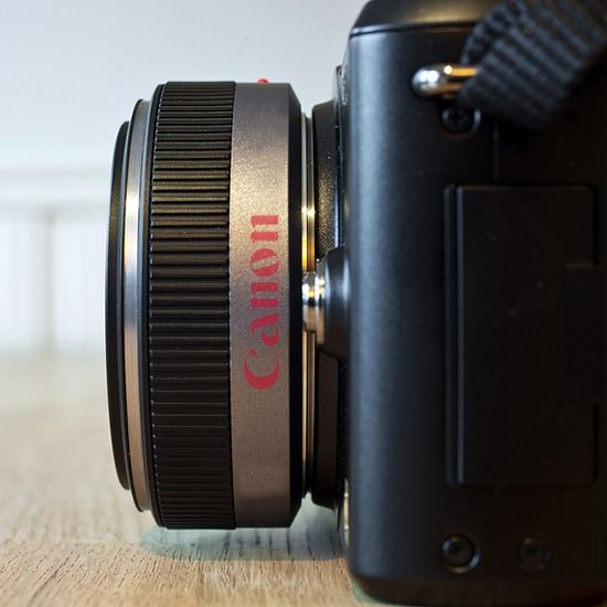 Canon Going the Way of the Pancake, 40mm f/2.8 Coming in June pancake mini