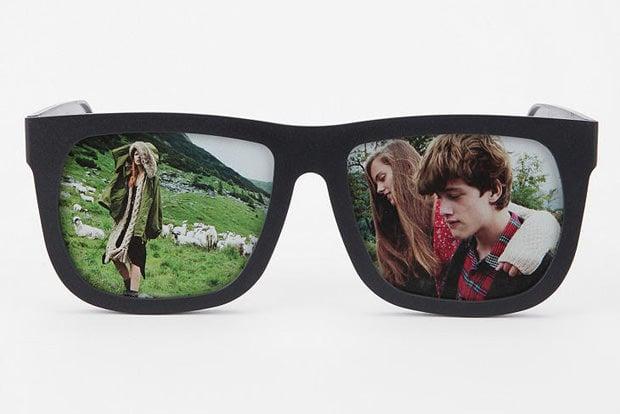 photo frame in the shape of sunglasses - Www Frame Com