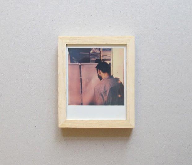 Handmade Wooden Frames for Polaroid Pictures