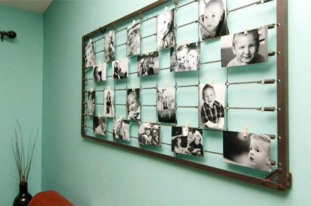 sc 1 st  PetaPixel & DIY Photography Wall Art from Baby Crib Springs