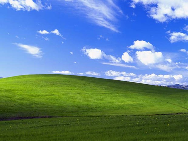 The Story Behind the World's Most Viewed Photo, the Windows XP 'Bliss' Wallpaper