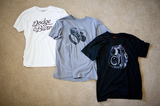 c1f3eb5cfc spray Source · Giveaway Win Ten Photography Inspired T Shirts from Dodge &  Burn