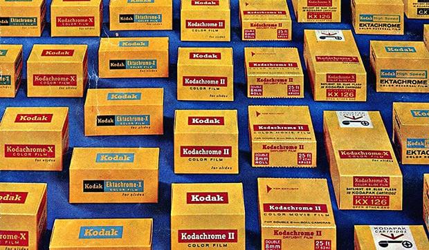Kodak to Sell its Camera Film Business