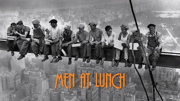 Men At Lunch Is An Amazing New Documentary Film By Sean O Cualain That Explores The Story Of One Most Iconic Photographs 20th Century