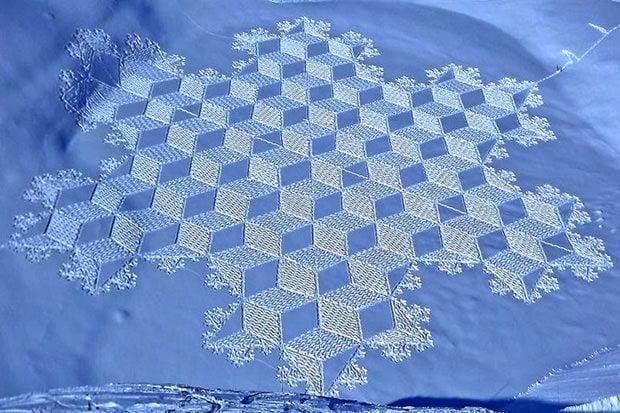 amazing art of snow - photo #35