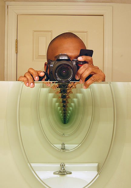 If Light At End Of Tunnel Is Green You >> Are The Mirrors Inside Dslr Cameras Ever So Slightly Green