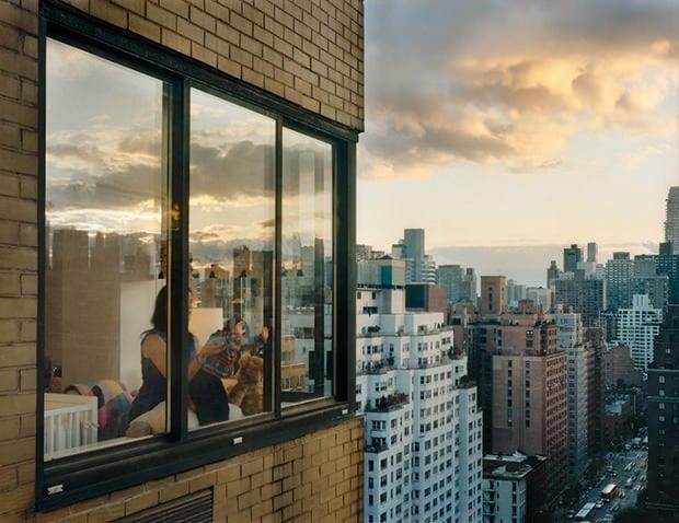 New york voyeur apartment window peep part 2 - 1 9