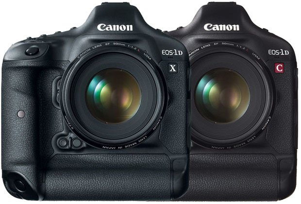 Canons 1D C 4K Cinema DSLR is Simply a 1D X with Different Firmware canon1dxc