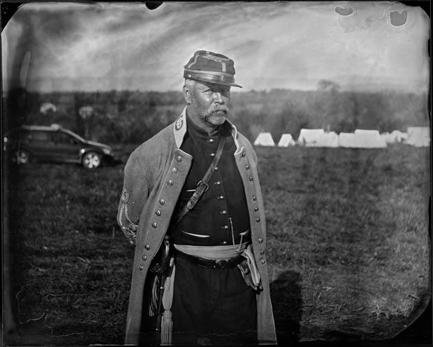 Civil War Photojournalism Civil War Reenactments