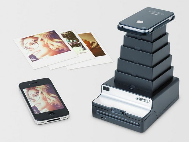 Impossible Instant Lab Shipping August 29th for $299