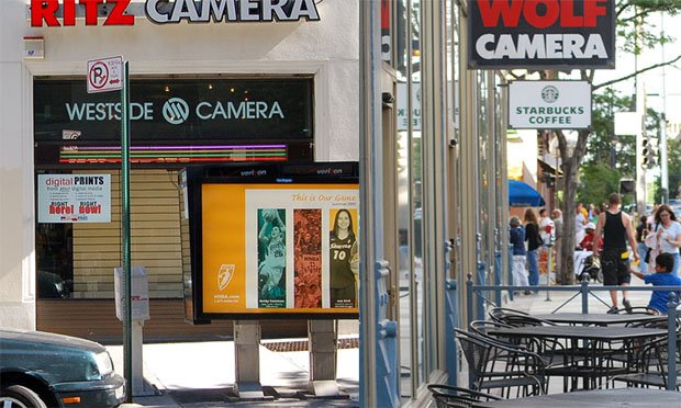 It's the End of the Road for Ritz and Wolf Camera Stores