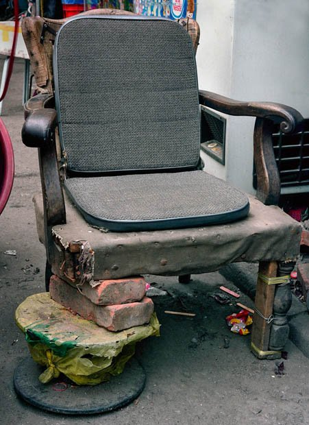 Sitting in China: A Series of Photographs Showing Bastard Chairs 16