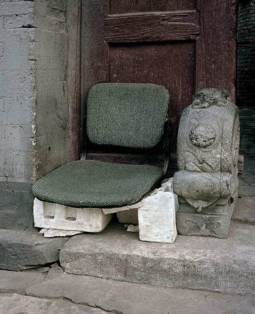 Sitting in China: A Series of Photographs Showing Bastard Chairs 18