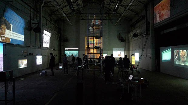 New Open Source Exhibition Format Asks Artists to Bring Their Own Projectors 5479053134 aa7eb853ee z
