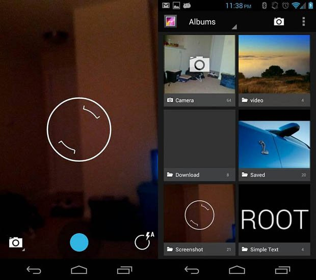 Android 4 2 Camera and Photo Sphere Ported to Older Jelly Beans