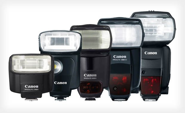 Canon Speedlite Flashes Are Named After Their Guide Numbers