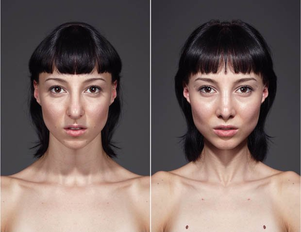 A Portrait Project Showing Subjects with Two Perfectly ...