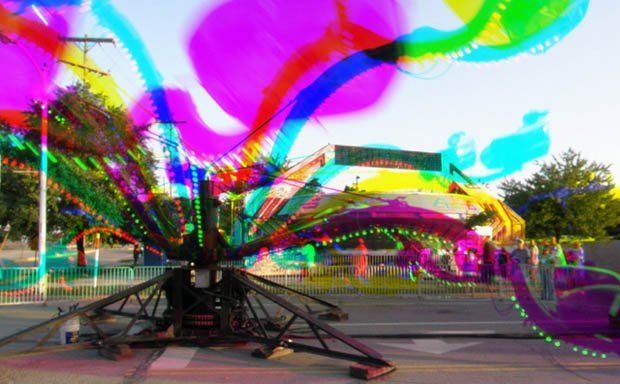 Weekend Project: Use the Harris Shutter Effect for Colorful Photos harris 7