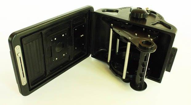Hyperscope A Custom Built Cylindrical Pinhole Camera For