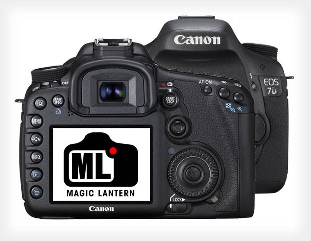 Magic Lantern Comes to the Canon 7D: Focus Peaking and a Slew of Features magiclantern7d