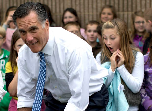 AP Apologizes After Poorly Timed Photo of Romney Draws Criticism romney