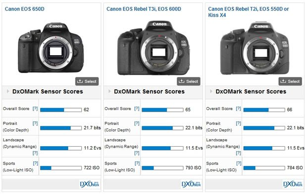 Is Canon\'s Sensor Quality Regressing in Its Entry-Level DSLRs?