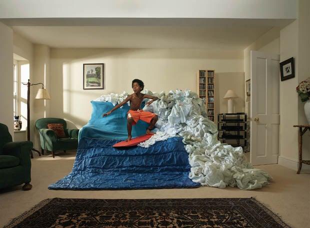 Creative Photos Of Kids Enjoying Make Believe Activities At Home